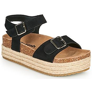 Shoes Women Sandals Refresh KINNA Black