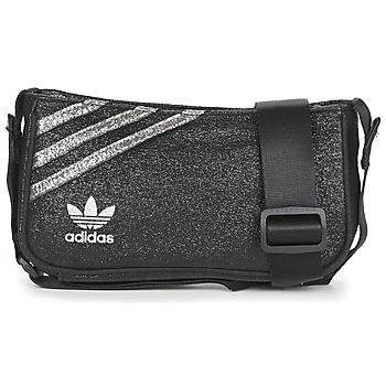 Bags Women Small shoulder bags adidas Originals MINI AIRLINER Black