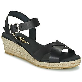 Shoes Women Sandals Betty London GIORGIA Black