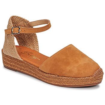 Shoes Women Sandals Betty London ANTALA Cognac