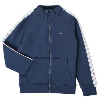 Clothing Boy Sweaters Tommy Hilfiger  Marine