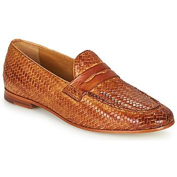 Shoes Women Loafers Melvin & Hamilton SCARLETT 52 Brown