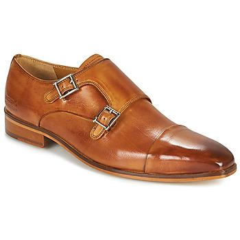 Shoes Men Brogues Melvin & Hamilton LANCE 1 Brown