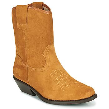 Shoes Women High boots Betty London OSONGE Cognac