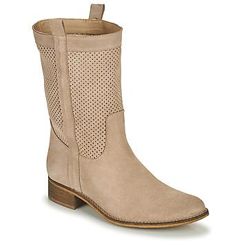 Shoes Women High boots Betty London ONEVAR Beige