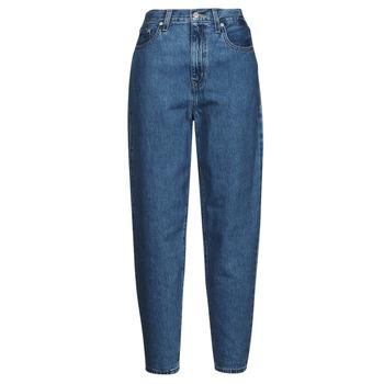 Clothing Women Boyfriend jeans Levi's HIGH LOOSE TAPER Blue