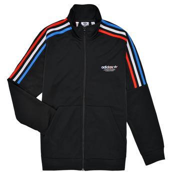 Clothing Children Track tops adidas Originals GN7482 Black