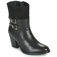 Shoes Women Ankle boots Ravel SHORES Black