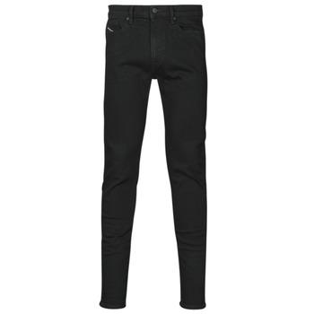 Clothing Men Skinny jeans Diesel D-AMNY-SP4 Black