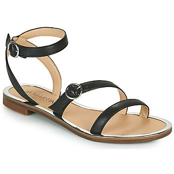 Shoes Women Sandals JB Martin 1GILANA Black