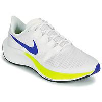 Shoes Men Running shoes Nike AIR ZOOM PEGASUS 37 White / Blue / Yellow