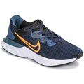Nike  RENEW RUN 2  men's Running Trainers in Blue - CU3504-400