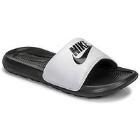Shoes Men Sliders Nike VICTORI BENASSI Black / White
