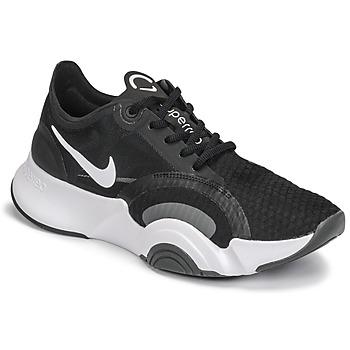 Shoes Women Multisport shoes Nike SUPERREP GO Black / White
