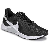 Shoes Women Multisport shoes Nike LEGEND ESSENTIAL 2 Black / White