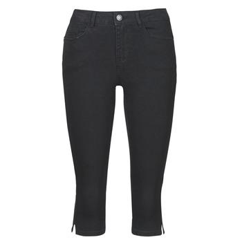 Clothing Women Cropped trousers Vero Moda VMHOT SEVEN Black