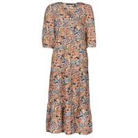 Clothing Women Long Dresses Vero Moda VMLIS Multicolour