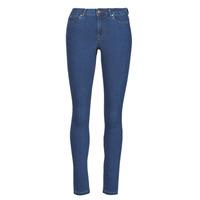Clothing Women Slim jeans Vero Moda VMJUDY Blue / Medium