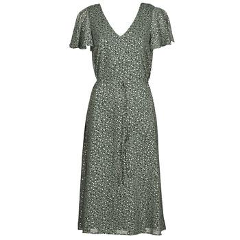 Clothing Women Short Dresses Vero Moda VMJOT Kaki