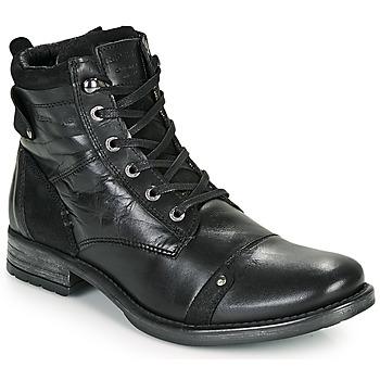 Shoes Men Mid boots Redskins YANI Black