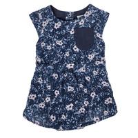 Clothing Girl Jumpsuits / Dungarees Ikks XS33010-48 Marine