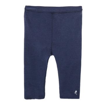 Clothing Girl Leggings Ikks XS24010-48 Marine
