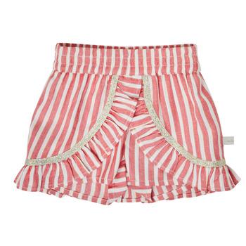 Clothing Girl Shorts / Bermudas Ikks XS26000-35 Red