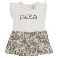 Clothing Girl Short Dresses Ikks XS30120-19 Multicolour