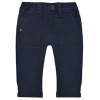 Clothing Boy 5-pocket trousers Ikks XS29011-48 Marine