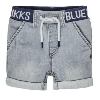Clothing Boy Shorts / Bermudas Ikks XS25011-94 Grey