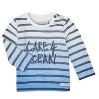 Clothing Boy Long sleeved tee-shirts Ikks XS10001-19 Multicolour