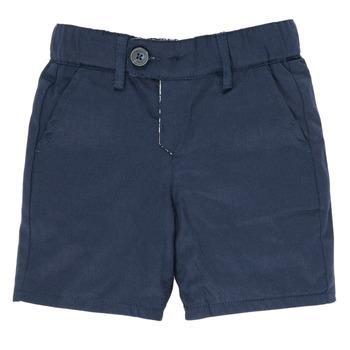 Clothing Boy Shorts / Bermudas Ikks XS25021-45 Marine