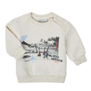 Clothing Boy Sweaters Ikks XS15011-60 White