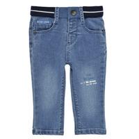 Clothing Boy Slim jeans Ikks XS29001-83 Blue