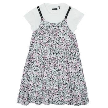 Clothing Girl Short Dresses Ikks XS30182-19-J Multicolour