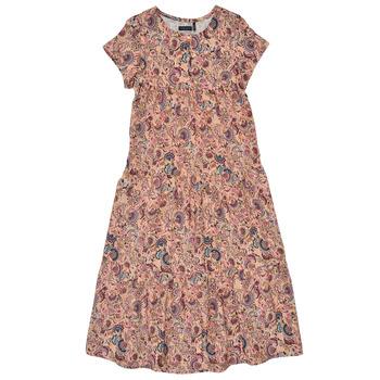 Clothing Girl Long Dresses Ikks XS30042-32-J Multicolour