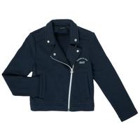 Clothing Girl Jackets / Cardigans Ikks XS17072-48-C Marine