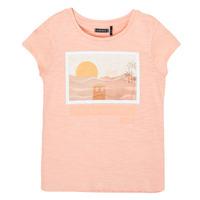Clothing Girl Short-sleeved t-shirts Ikks XS10332-32-C Pink