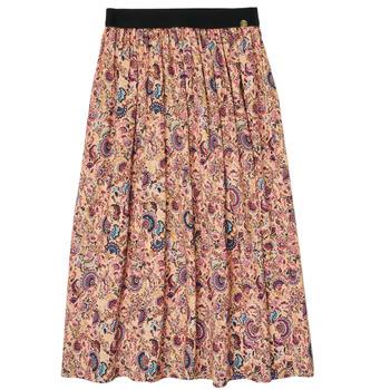 Clothing Girl Skirts Ikks XS27022-32-C Multicolour