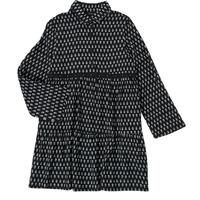 Clothing Girl Short Dresses Ikks XS30002-02-C Black
