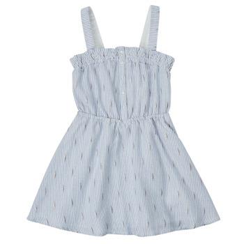 Clothing Girl Short Dresses Ikks XS31022-48-C Blue