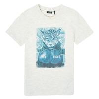 Clothing Boy Short-sleeved t-shirts Ikks XS10183-22-C White