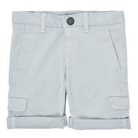 Clothing Boy Shorts / Bermudas Ikks XS25023-40-C Blue