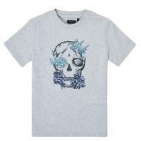 Clothing Boy Short-sleeved t-shirts Ikks XS10243-21-C Grey