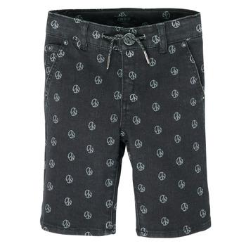 Clothing Boy Shorts / Bermudas Ikks XS25063-02-C Black