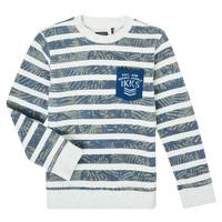 Clothing Boy Sweaters Ikks XS15053-22-C Multicolour