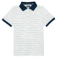 Clothing Boy Short-sleeved polo shirts Ikks XS11003-19-C Multicolour
