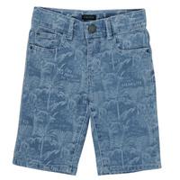 Clothing Boy Shorts / Bermudas Ikks XS25253-82-C Blue