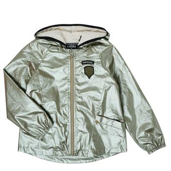 Clothing Girl Jackets Ikks XS41042-57-C Gold