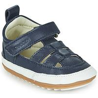 Shoes Children Sandals Robeez MINIZ Marine